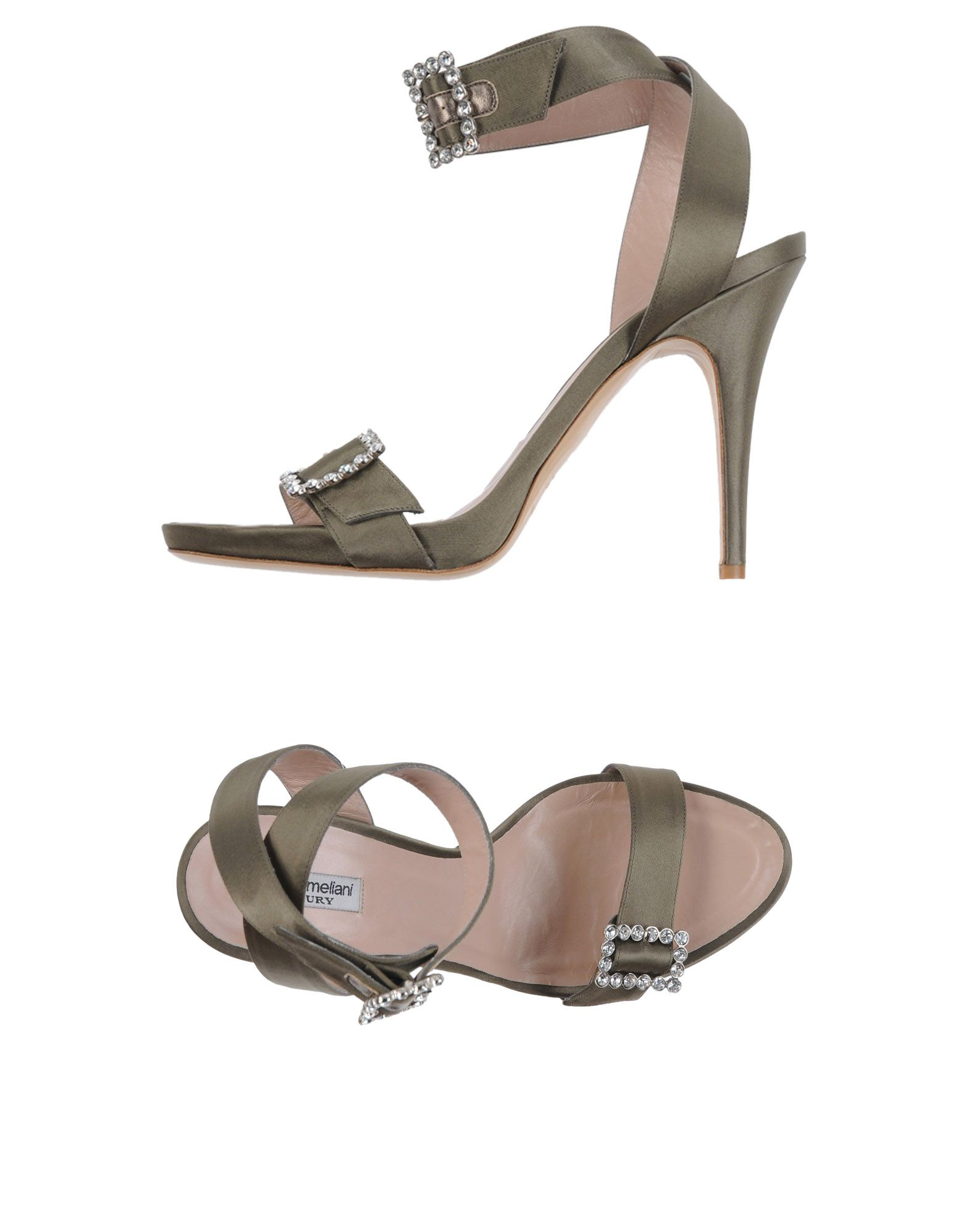 GIANNA MELIANI LUXURY Сандалии gianna meliani luxury сандалии