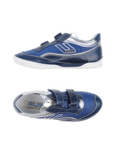 Низкие кеды и кроссовки CESARE PACIOTTI 4US 11193271TE