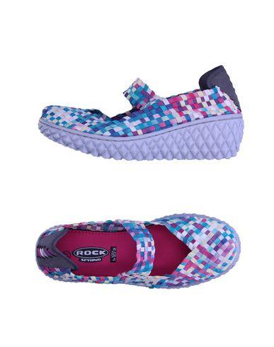 Фото - Низкие кеды и кроссовки от ROCK SPRING розового цвета