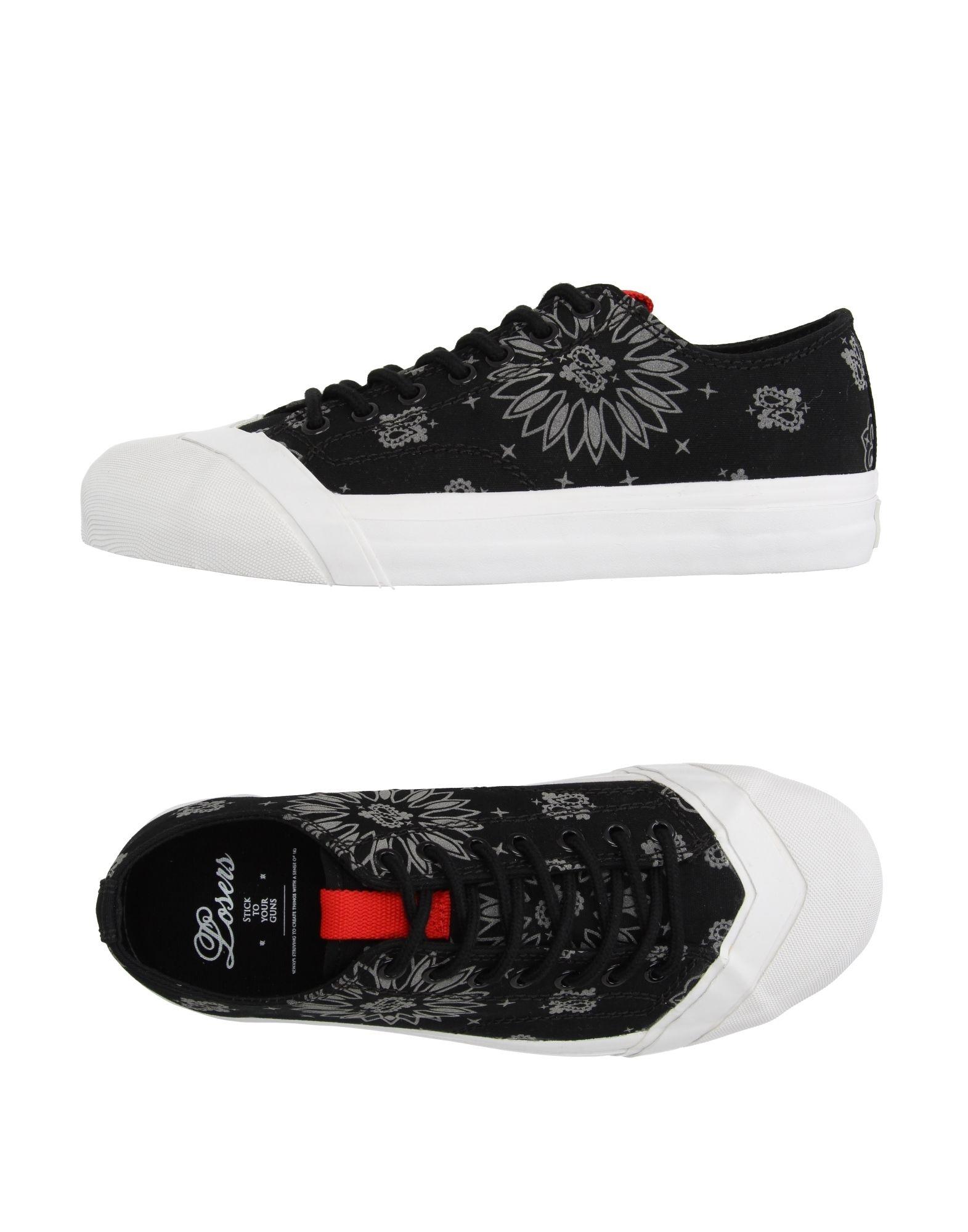 LOSERS Sneakers in Black