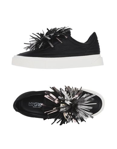 Sneackers Nero donna MY GREY Sneakers&Tennis shoes basse donna