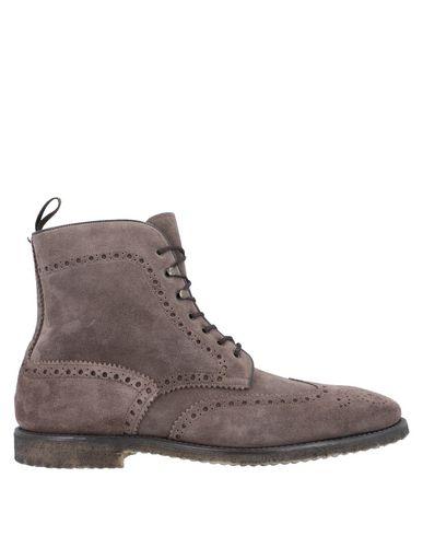 Фото - Полусапоги и высокие ботинки от REGAIN серого цвета