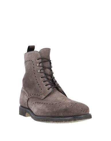 Фото 2 - Полусапоги и высокие ботинки от REGAIN серого цвета