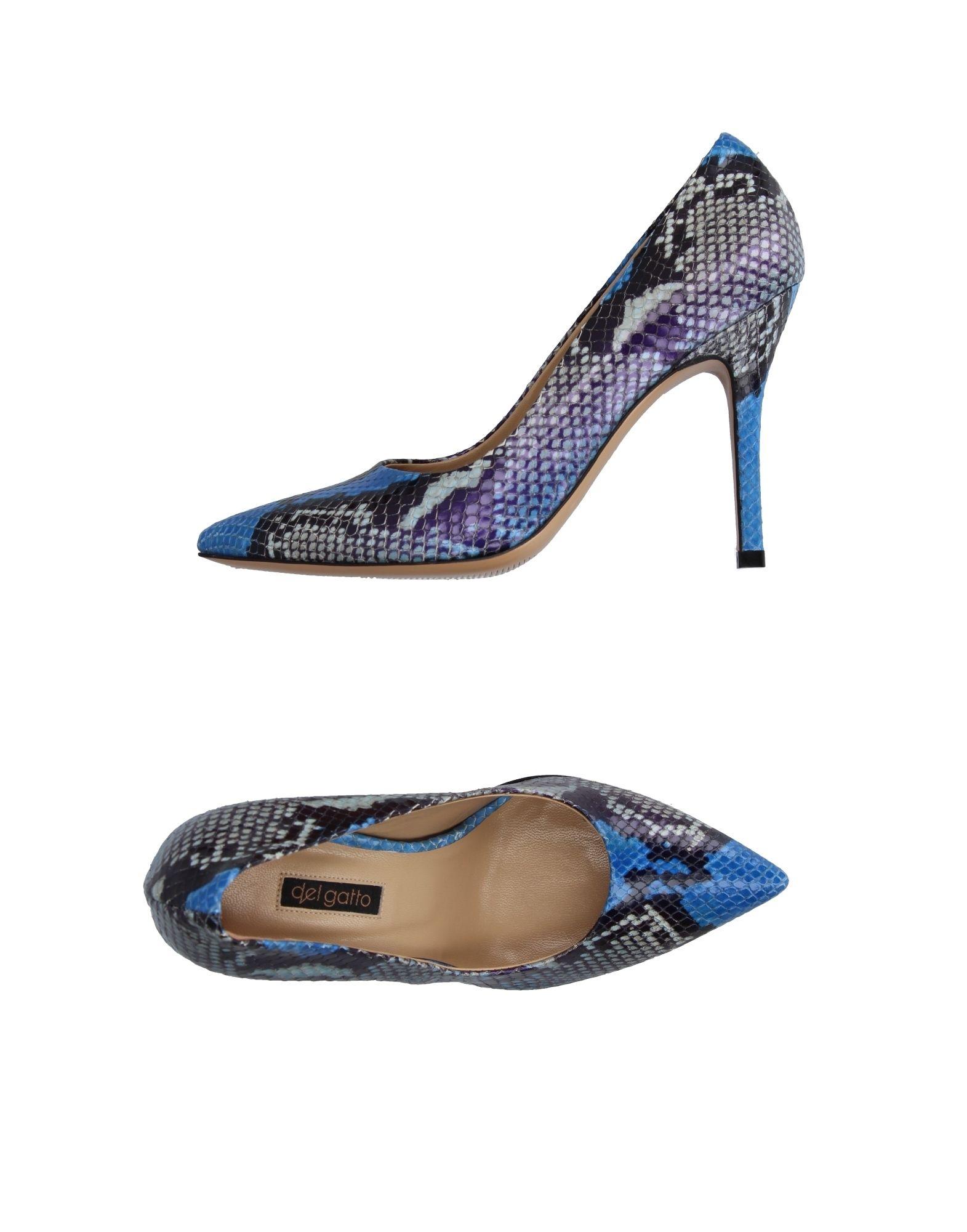DEL GATTO Туфли del gatto полусапоги и высокие ботинки