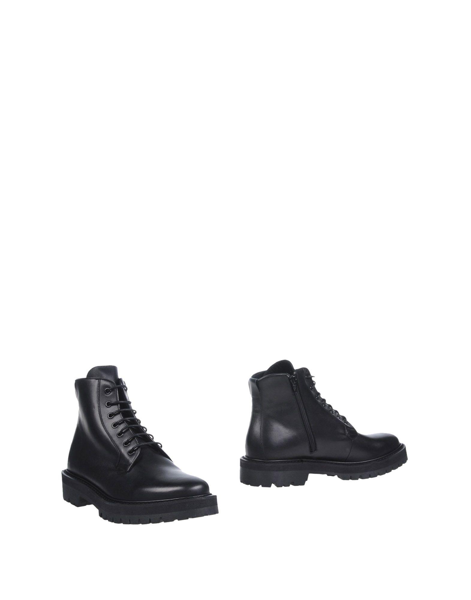 《送料無料》LEATHER CROWN メンズ ショートブーツ ブラック 43 革