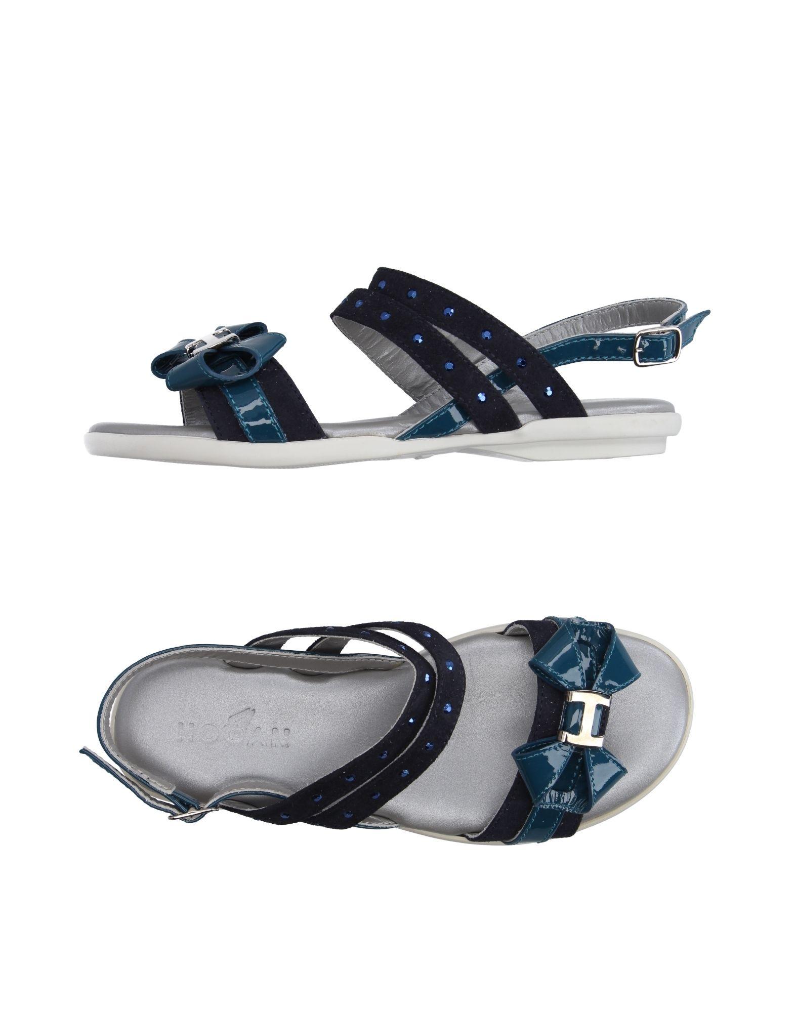 HOGAN JUNIOR Mädchen 3-8 jahre Sandale Farbe Dunkelblau Größe 15 jetztbilligerkaufen