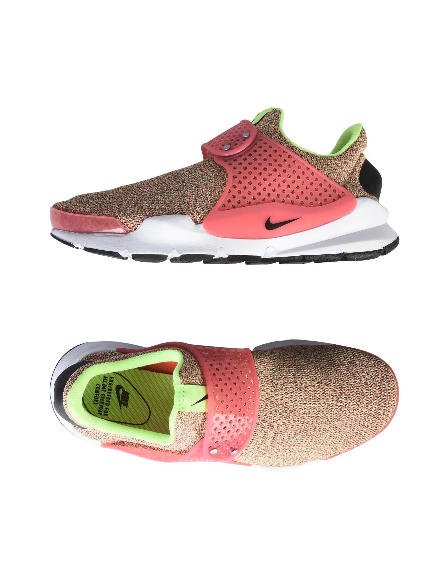 NIKE Damen Low Sneakers & Tennisschuhe Farbe Altrosa Größe 7 jetztbilligerkaufen