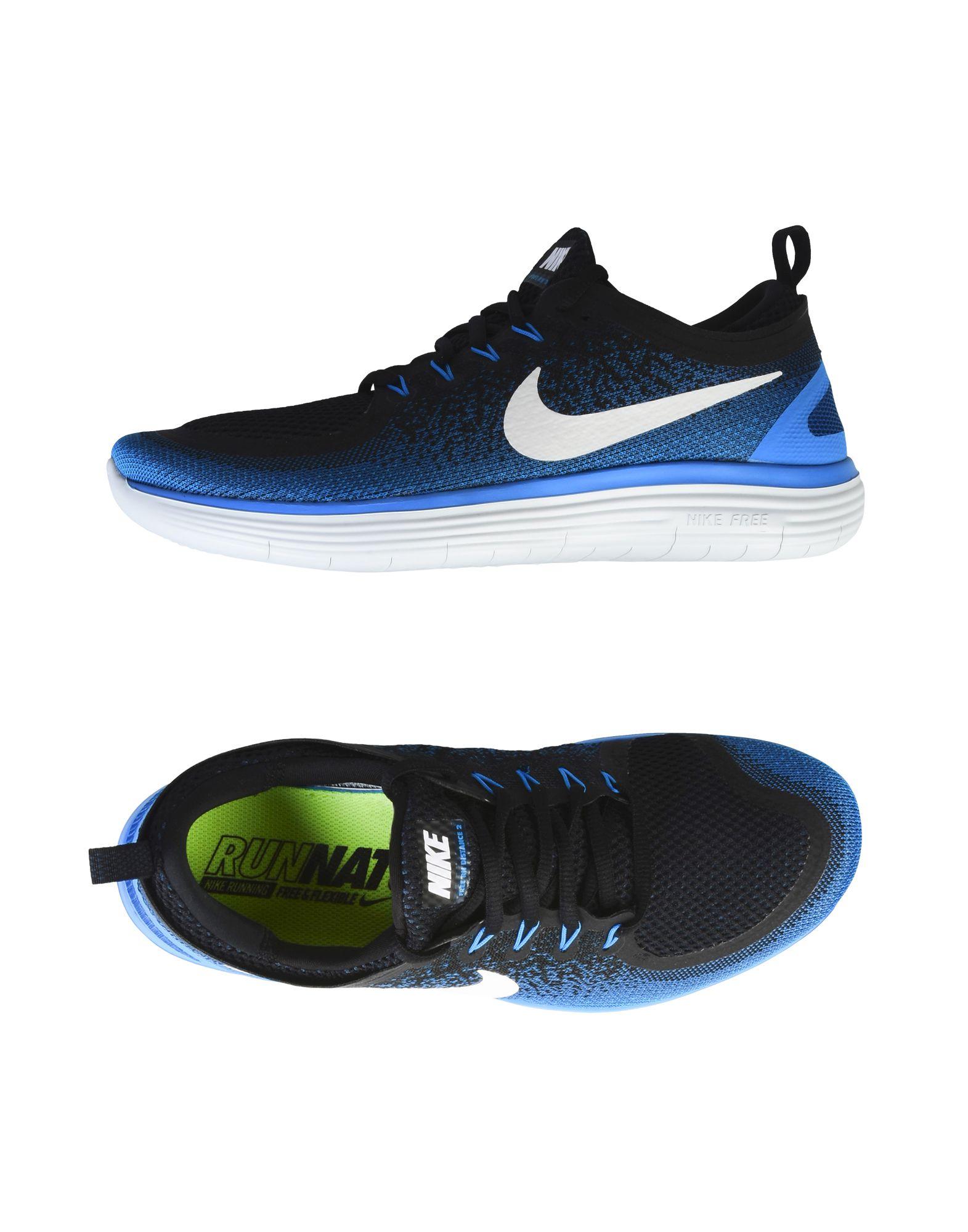 NIKE Herren Low Sneakers & Tennisschuhe Farbe Schwarz Größe 8 jetztbilligerkaufen