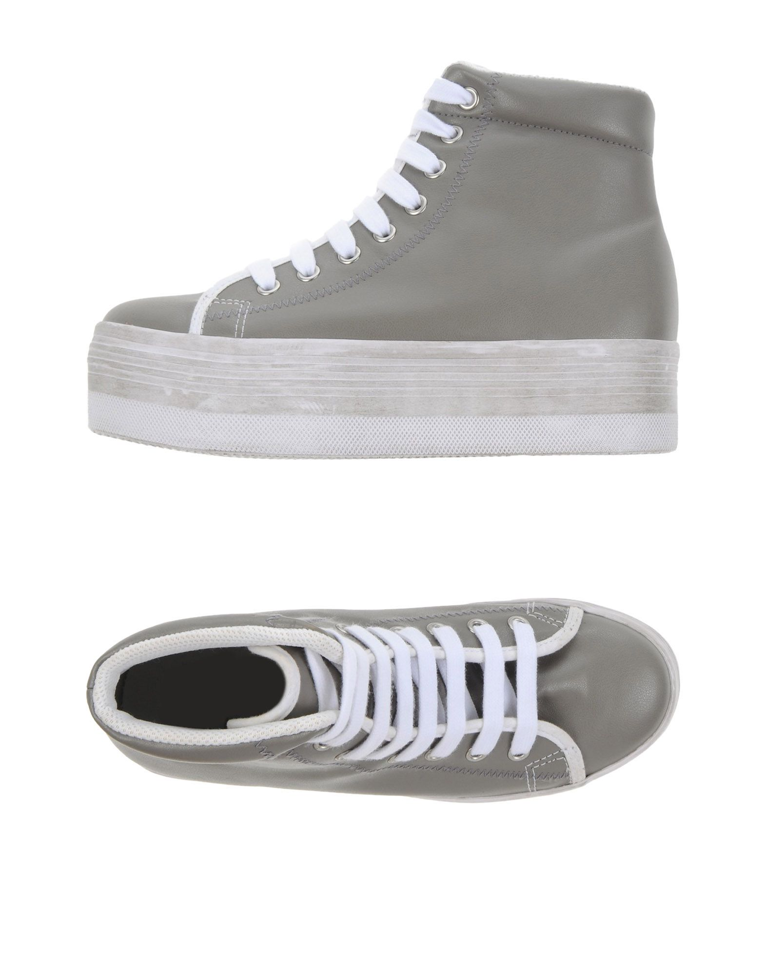 JC PLAY BY JEFFREY CAMPBELL Sneakers in Grey