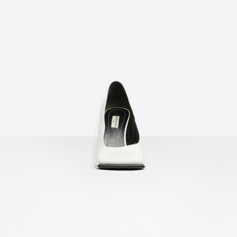 BALENCIAGA Square Pumps Square shoes D i