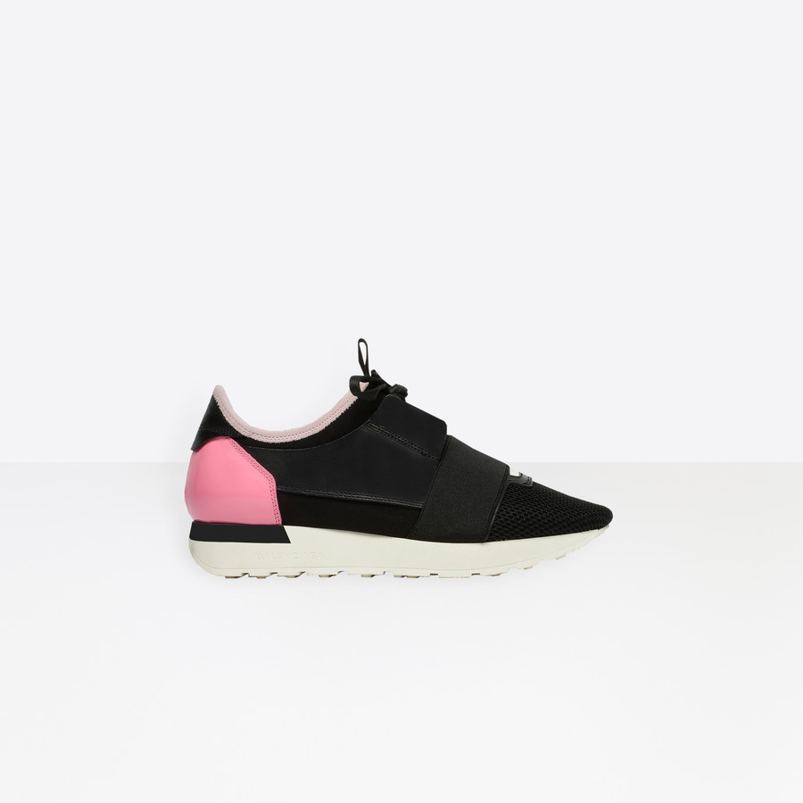 "BALENCIAGA Runners ""Race"" Chaussure Race D f"