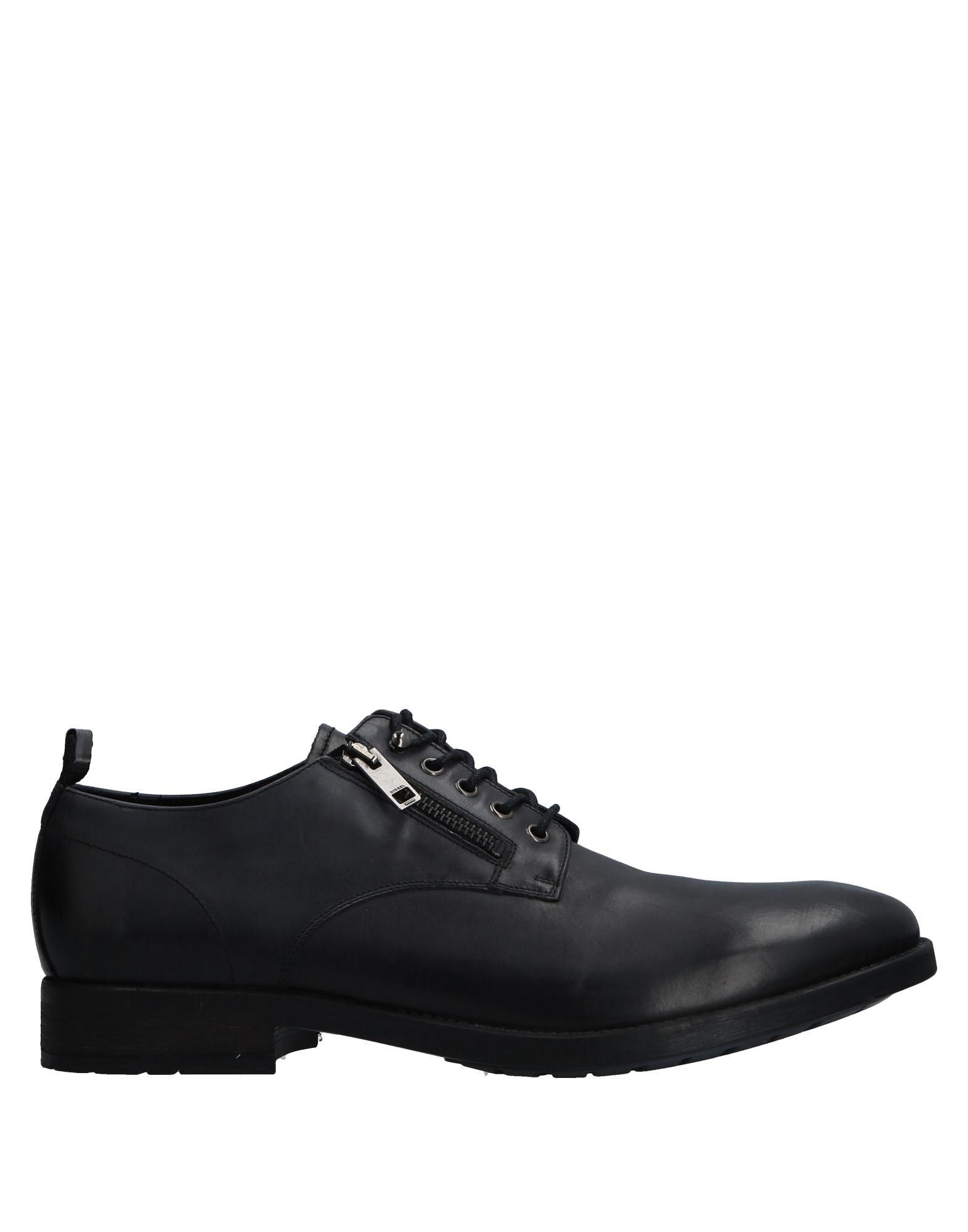 DIESEL Обувь на шнурках куртка кожаная diesel diesel di303emlhh05