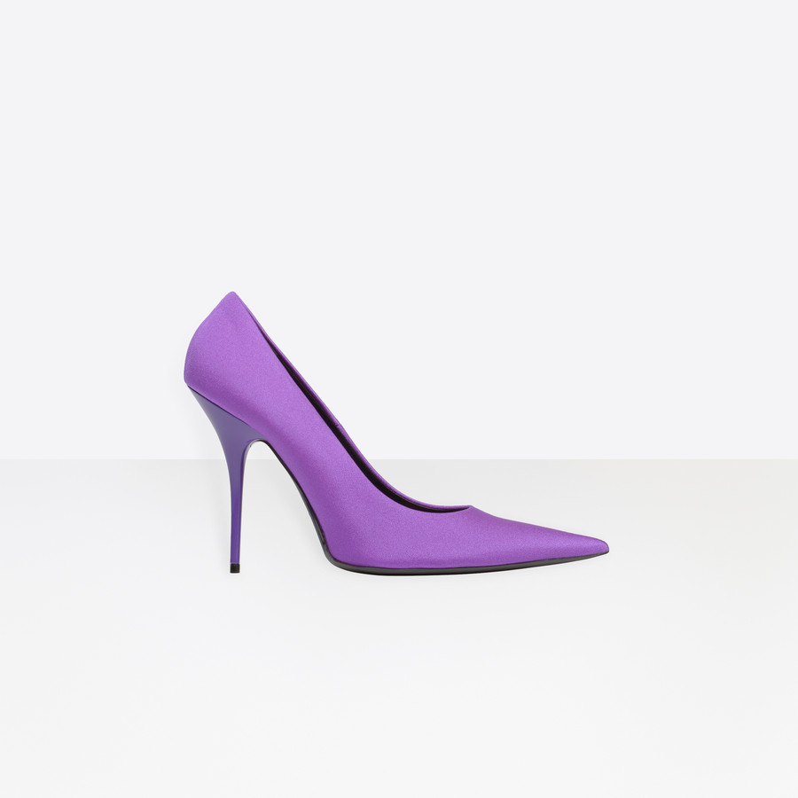 BALENCIAGA Knife Pumps Knife Shoes Damen f
