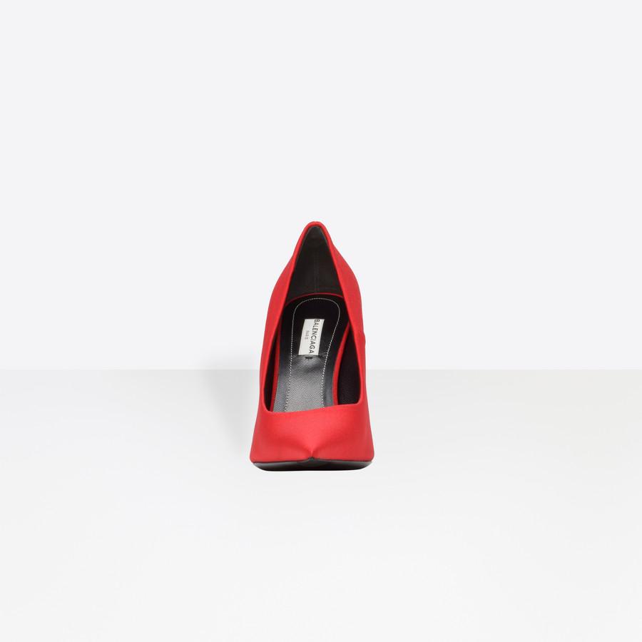 BALENCIAGA Knife Pumps Knife Shoes Woman i
