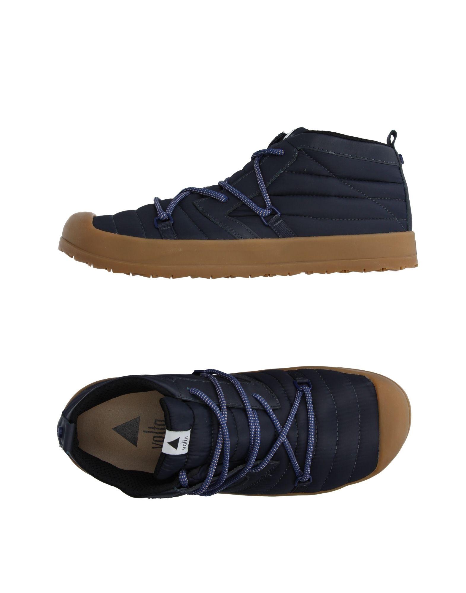 VOLTA Sneakers in Dark Blue