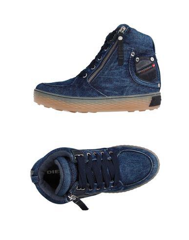Высокие кеды и кроссовки DIESEL 11201284CX