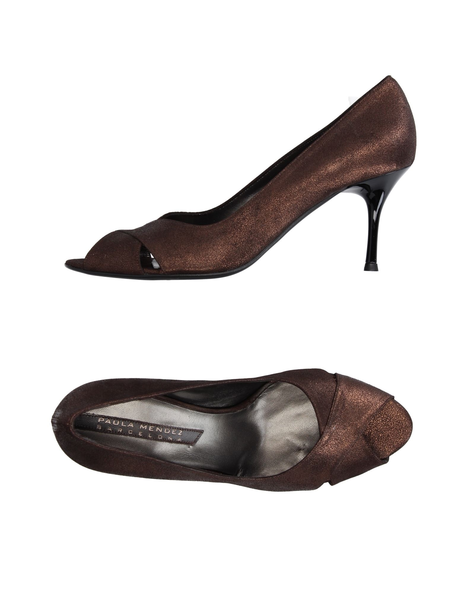 PAULA MENDEZ Туфли цены онлайн