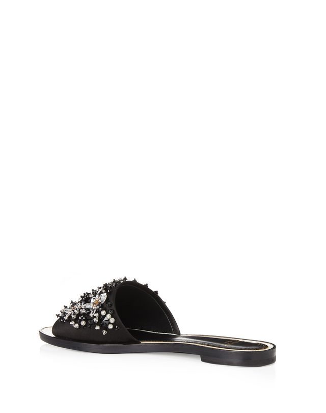 LANVIN EMBROIDERED MULE Sandals D d