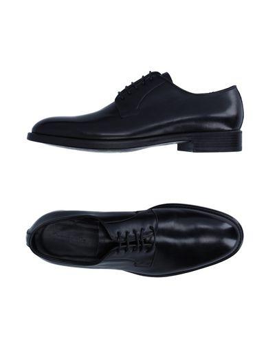 Фото - Обувь на шнурках от CAMPANILE черного цвета