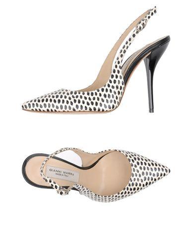 Фото - Женские туфли  белого цвета
