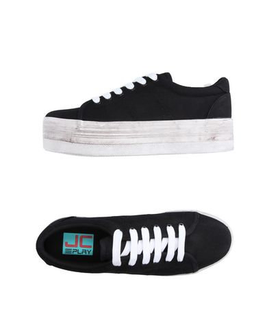 Sneackers Nero donna JC PLAY by JEFFREY CAMPBELL Sneakers&Tennis shoes basse donna