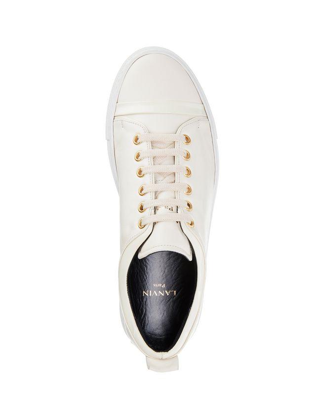 LANVIN NAPPA LEATHER SNEAKER Sneakers D r