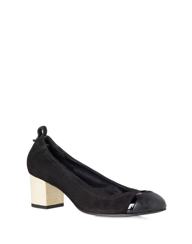 LANVIN GRAPHIC CUBE PUMP Pumps D f