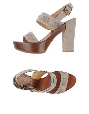 SANTONI ROSE Damen Sandale Farbe Hellgrau Größe 8