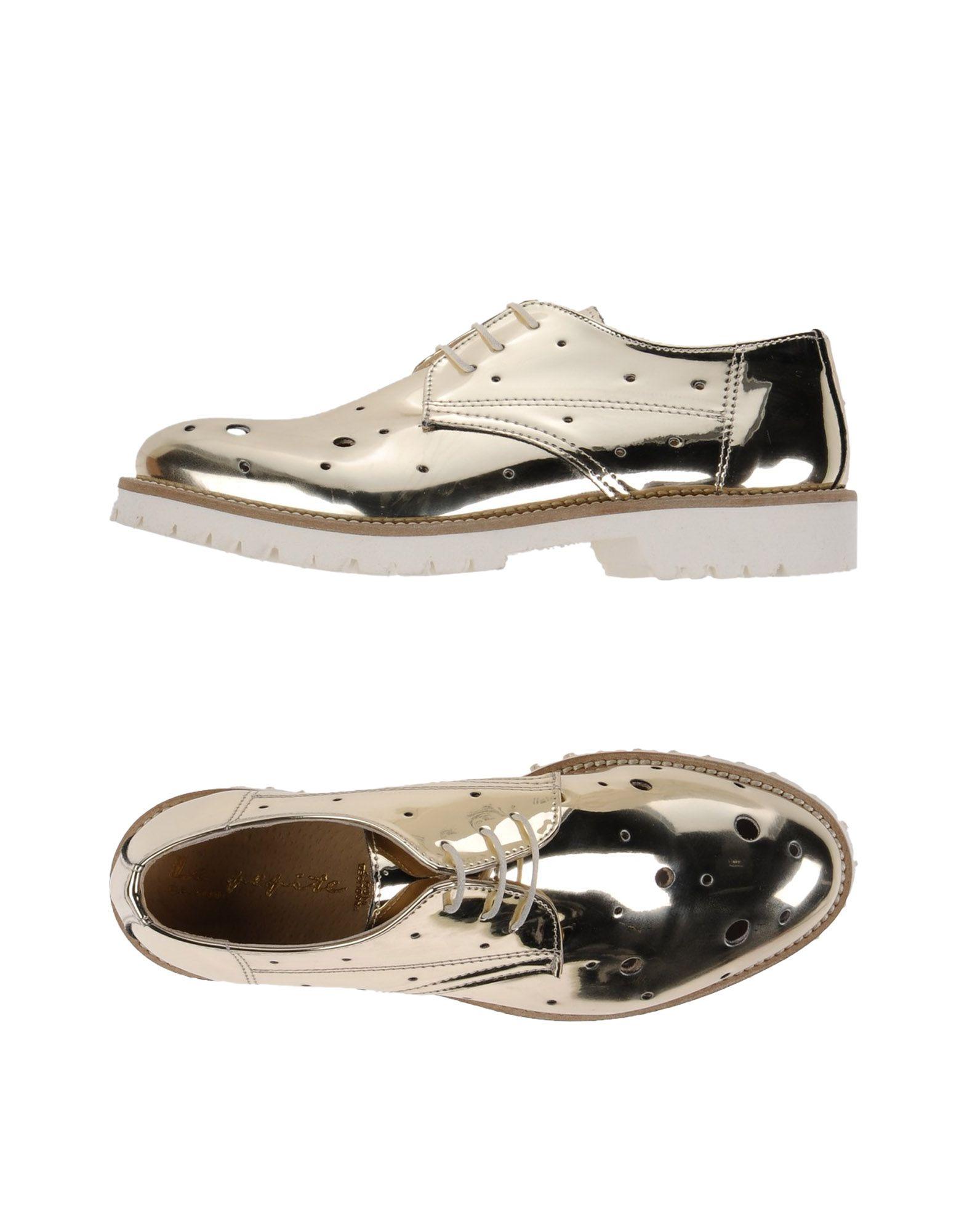 где купить LE PEPITE Обувь на шнурках по лучшей цене