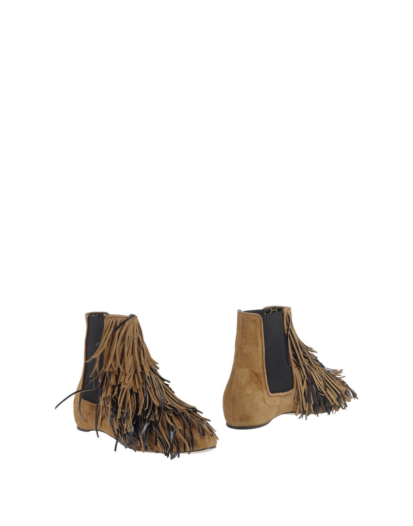DANIELE MICHETTI Полусапоги и высокие ботинки daniele michetti daniele michetti ботильоны женские 132