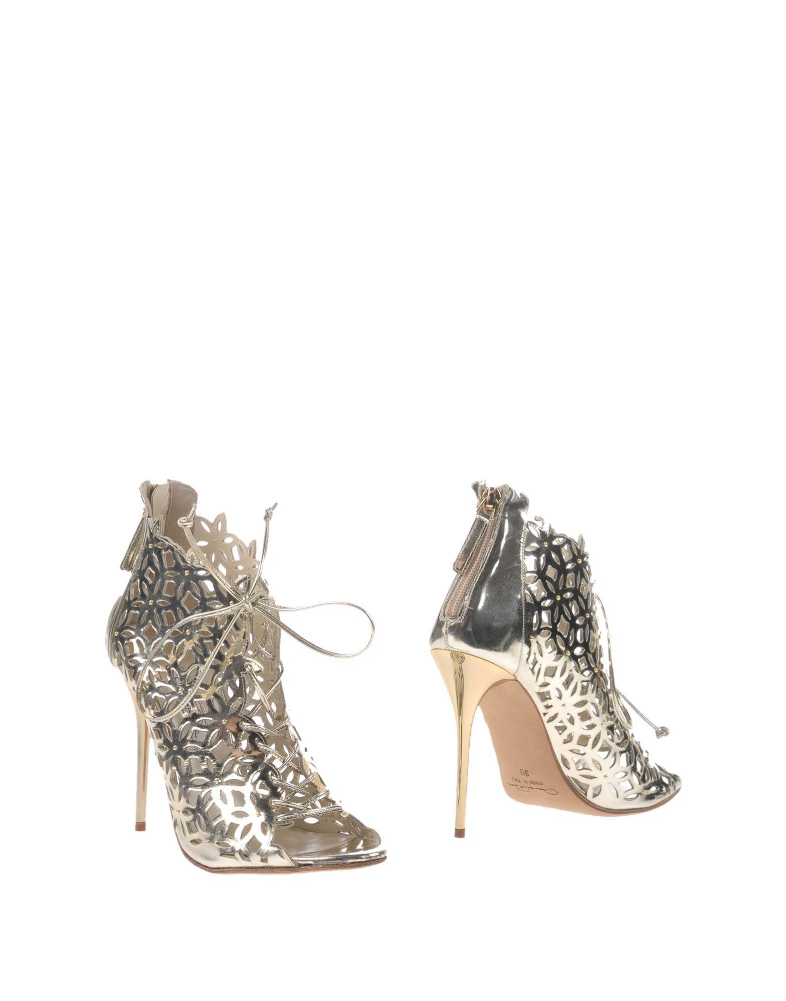 OSCAR DE LA RENTA Полусапоги и высокие ботинки люстра colosseo 82406 4c oscar