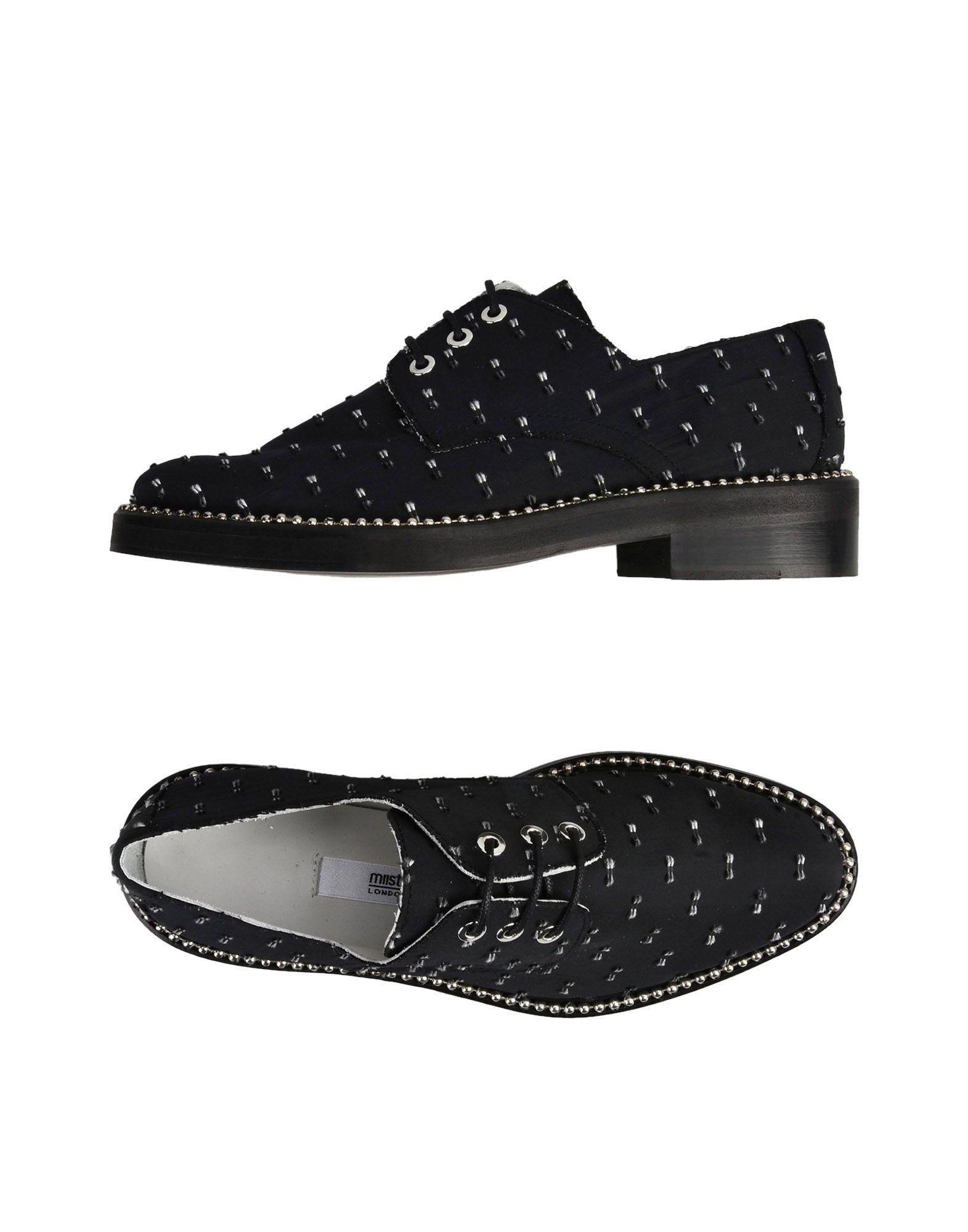 MIISTA Обувь на шнурках обувь ламода