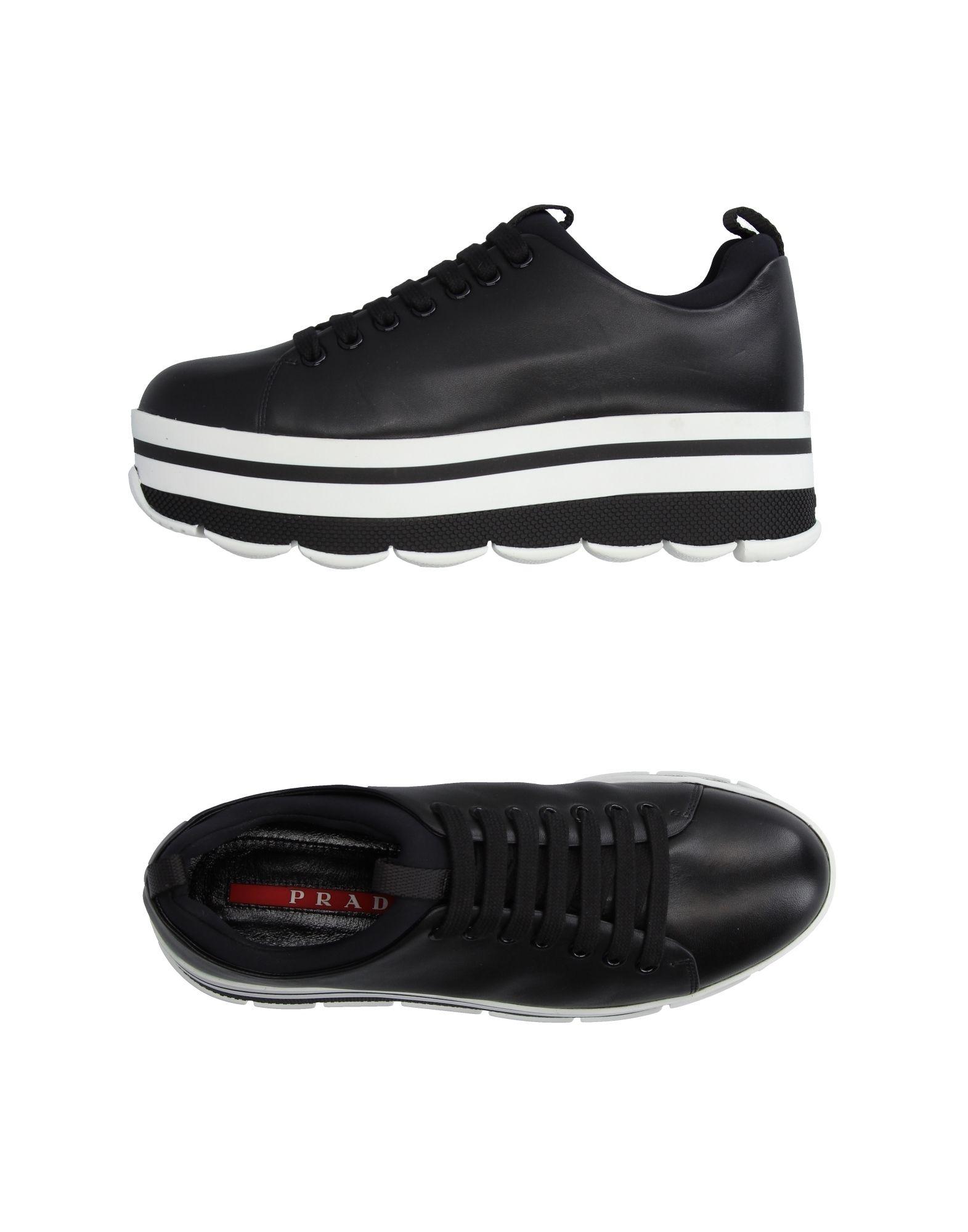 PRADA LINEA ROSSA Low-tops & sneakers - Item 11204850