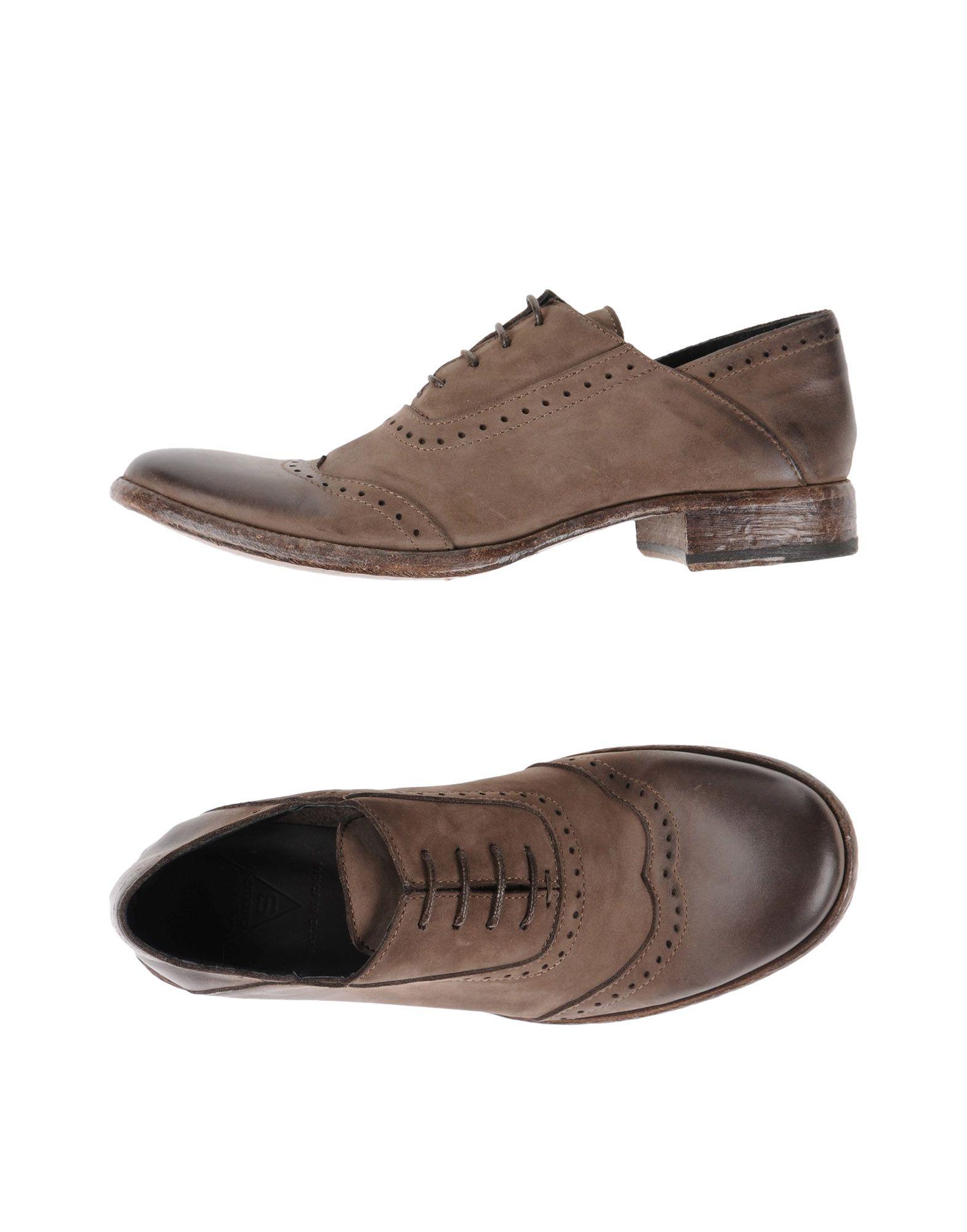 Фотография OPEN CLOSED SHOES Обувь на шнурках