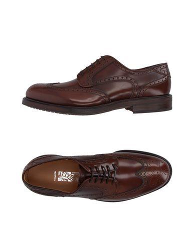 Обувь на шнурках SALVATORE FERRAGAMO 11207120LQ