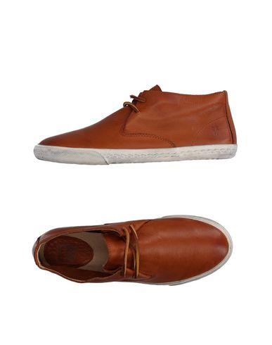 Высокие кеды и кроссовки FRYE 11207193NF