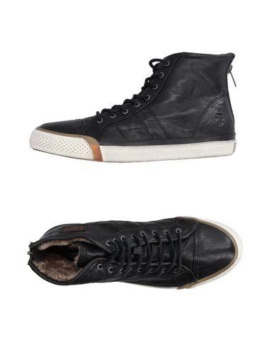 Высокие кеды и кроссовки FRYE 11207239GJ