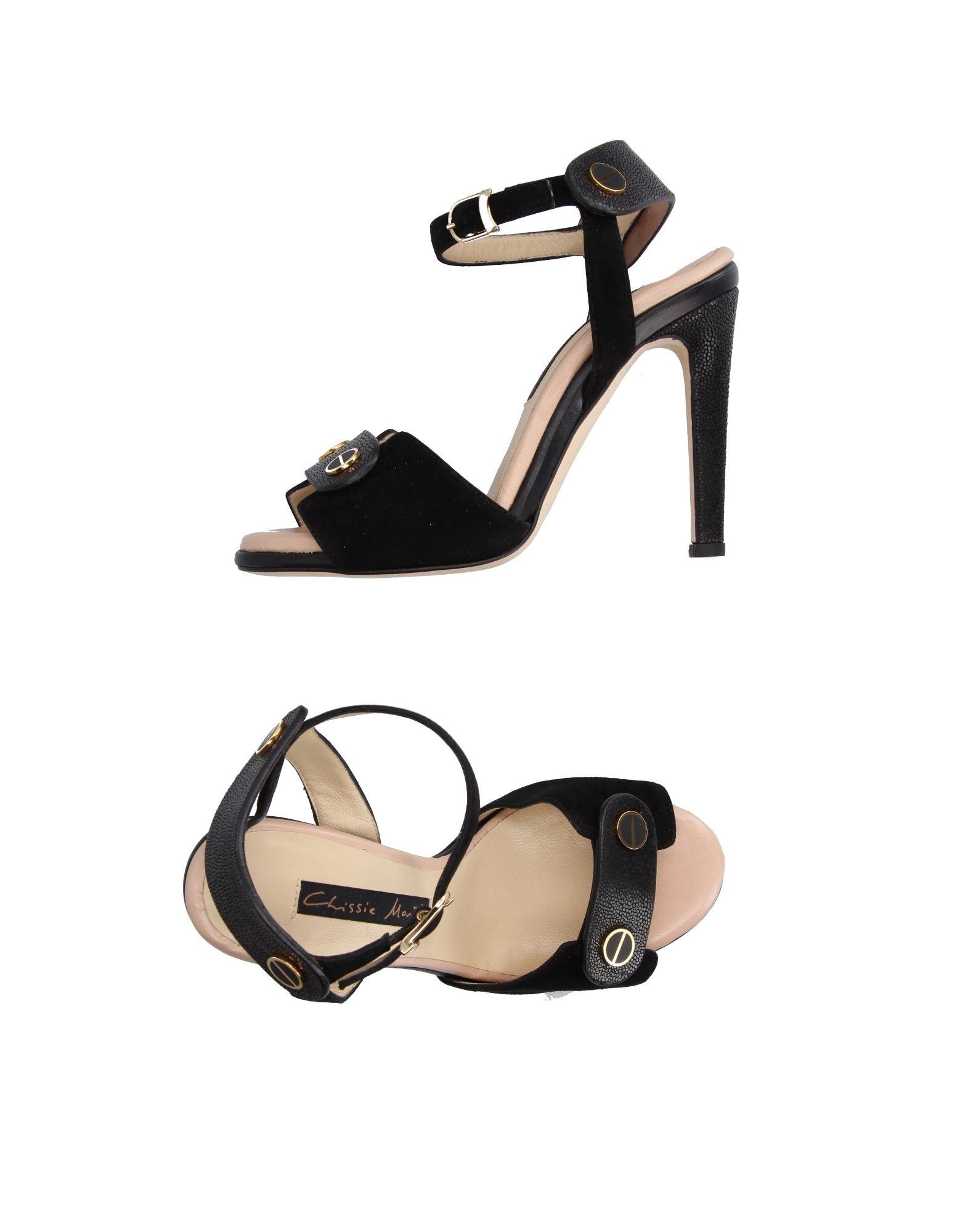 Sandals in Black