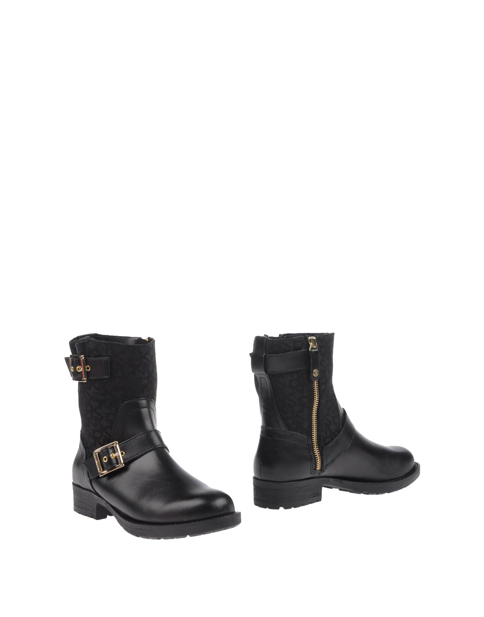 DKNY Полусапоги и высокие ботинки