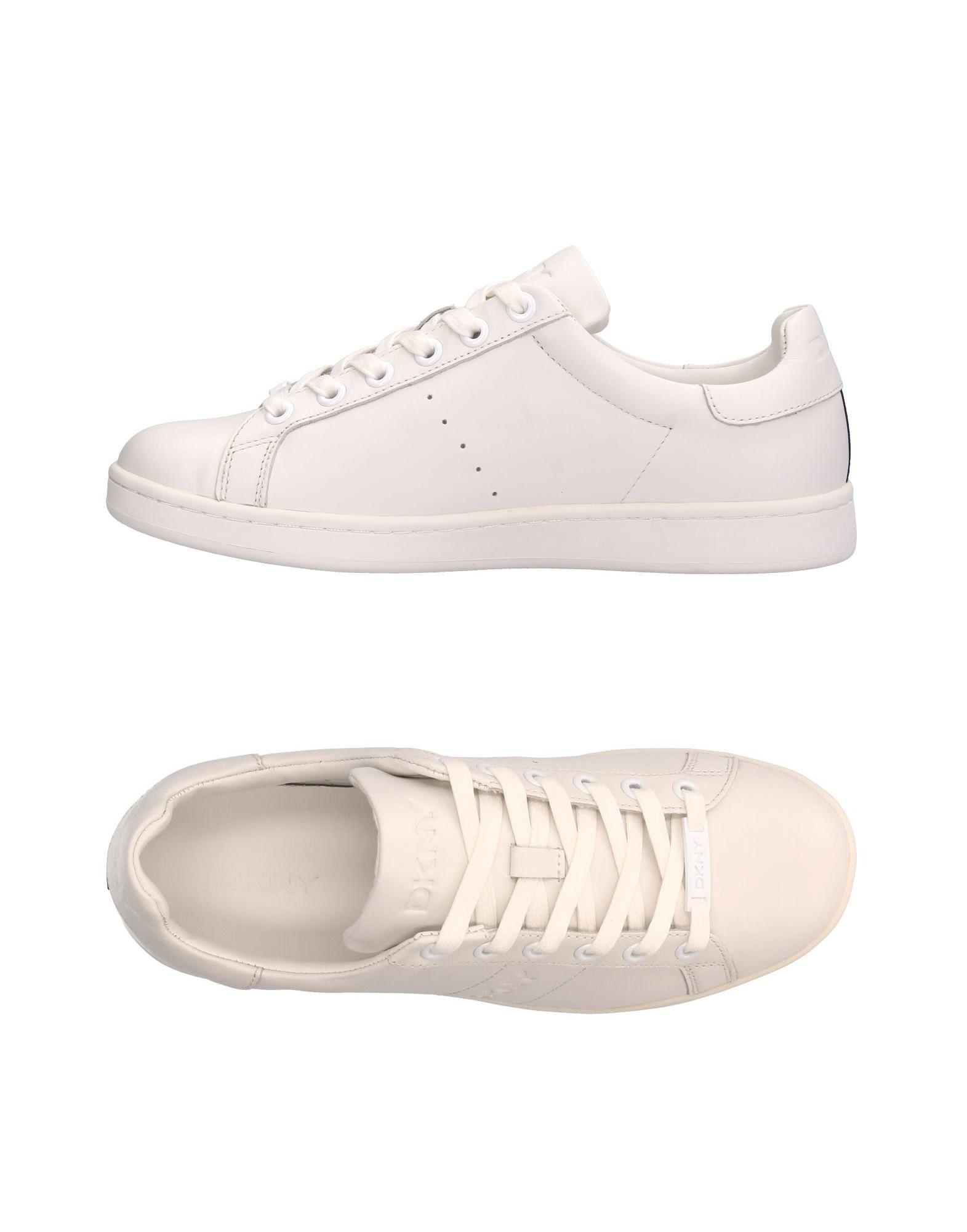 DKNY Низкие кеды и кроссовки