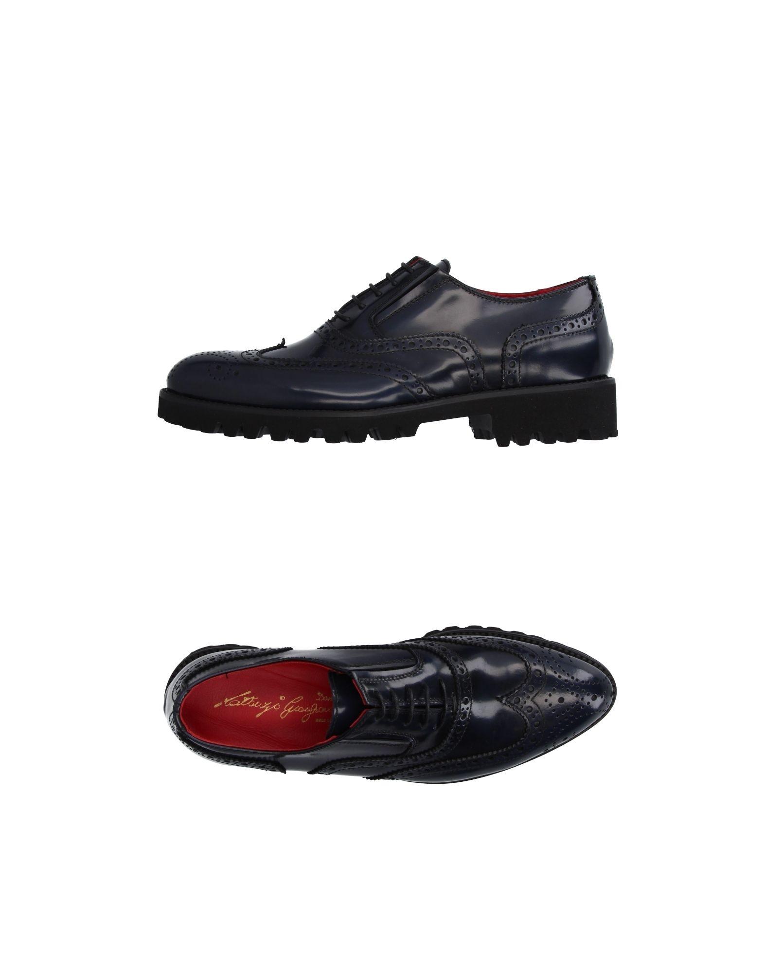 GIANFRANCO LATTANZI DONNA Обувь на шнурках цены онлайн