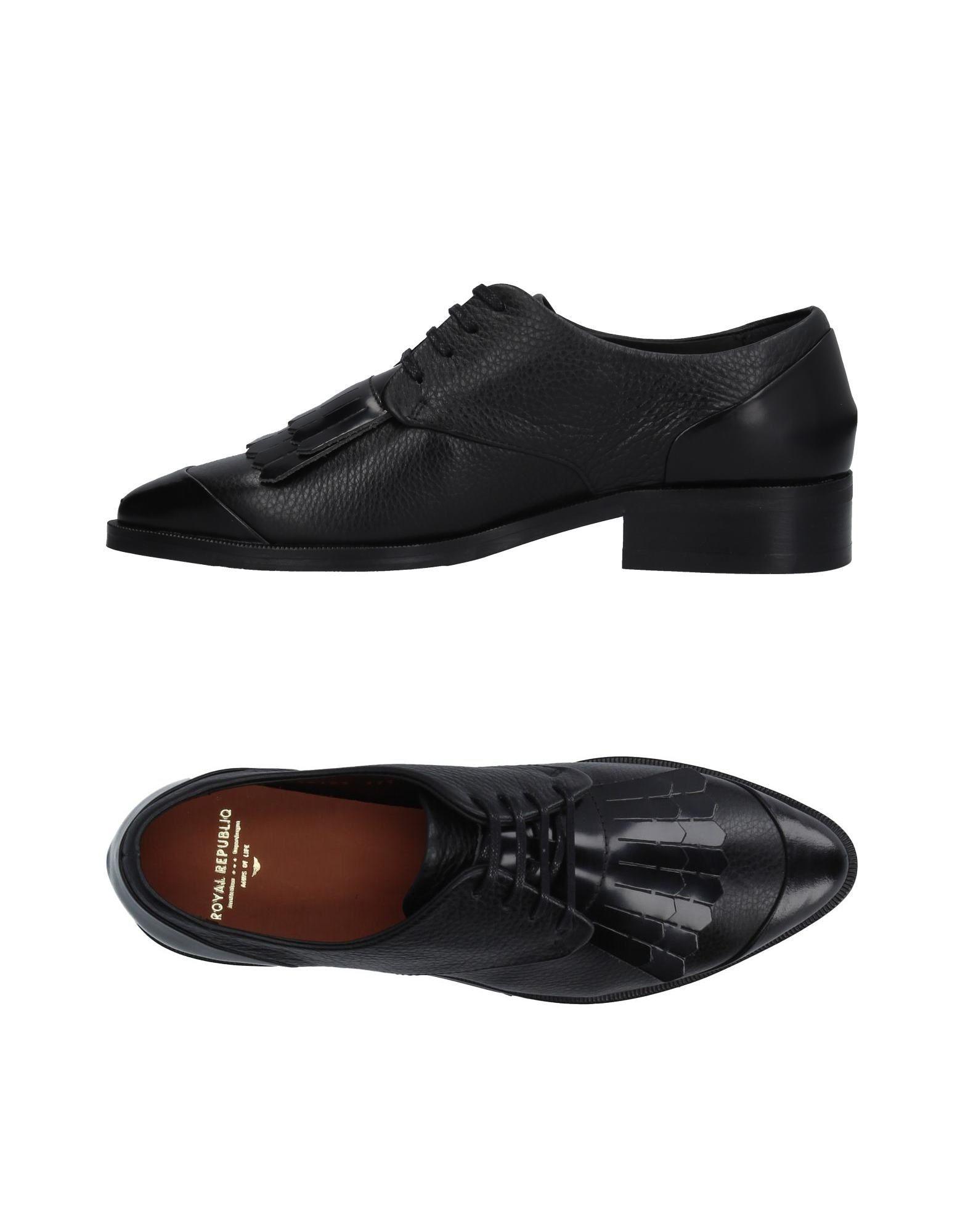 ROYAL REPUBLIQ Обувь на шнурках цены онлайн
