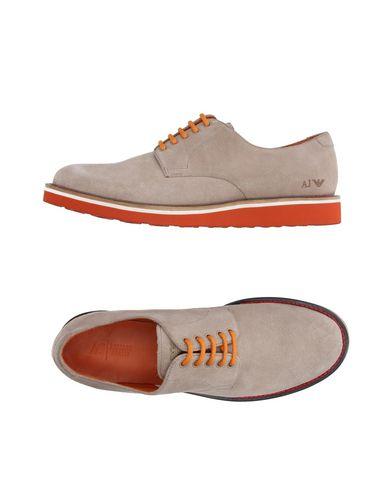 Обувь на шнурках ARMANI JEANS 11209623BN
