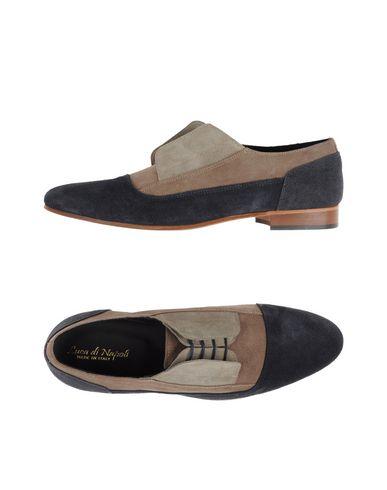 Обувь на шнурках от LUCA DI NAPOLI