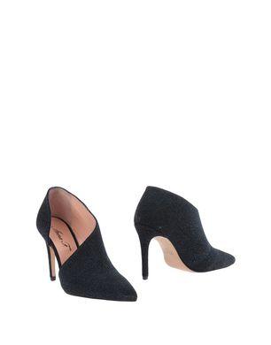 Klein Döbbern Angebote ANNA F. Damen Ankle Boot Farbe Dunkelblau Größe 8