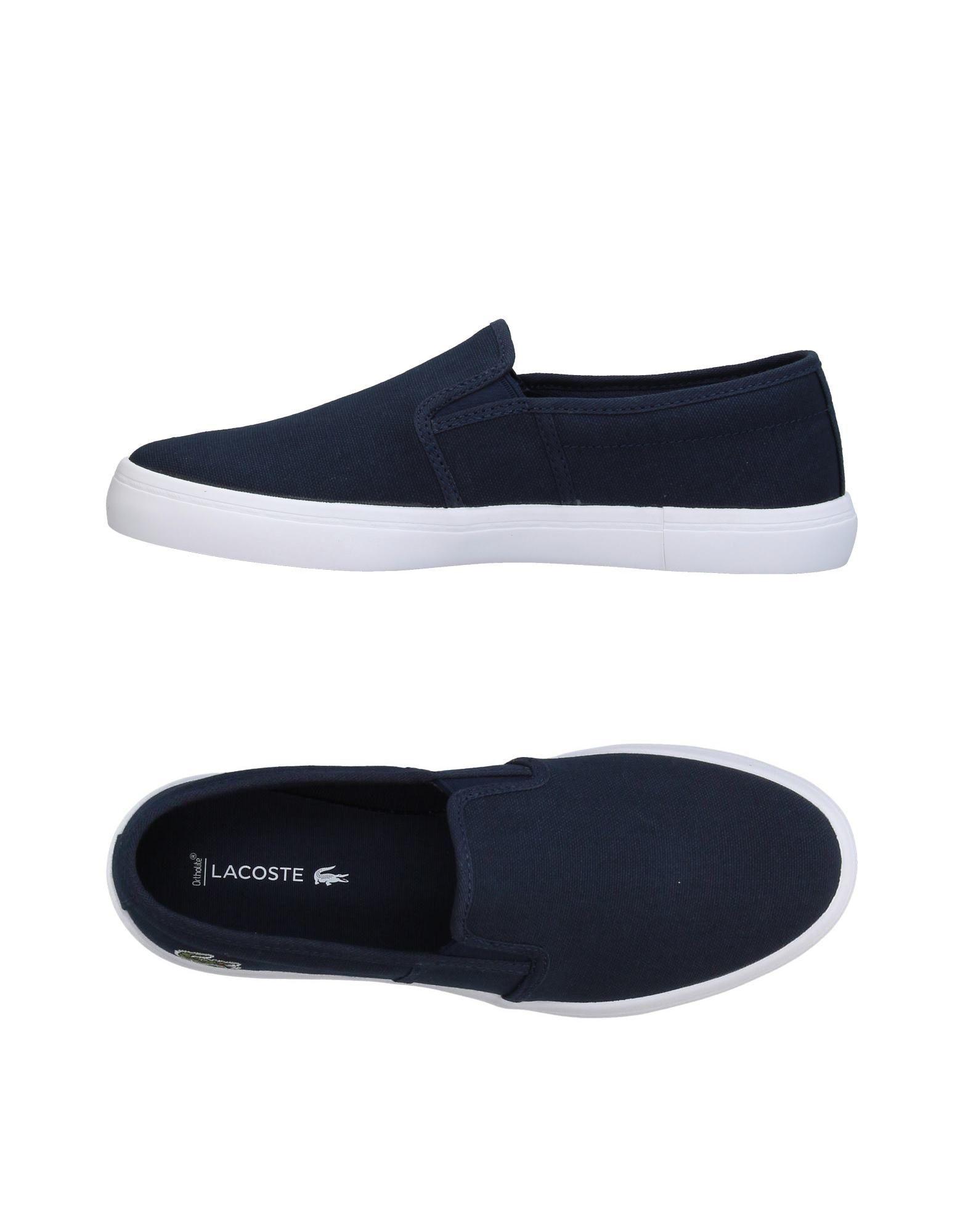 lacoste высокие кеды и кроссовки LACOSTE Низкие кеды и кроссовки