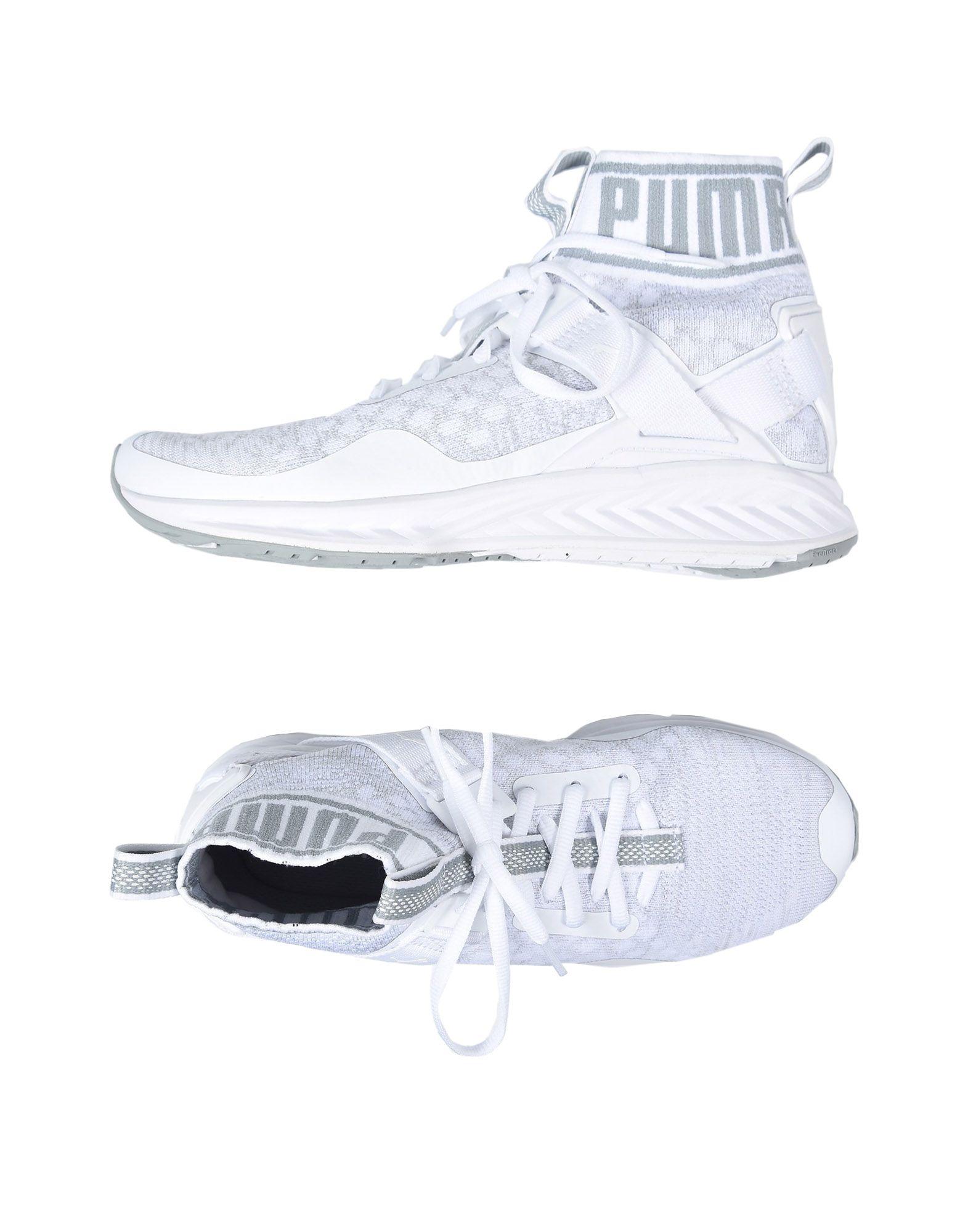 PUMA Высокие кеды и кроссовки