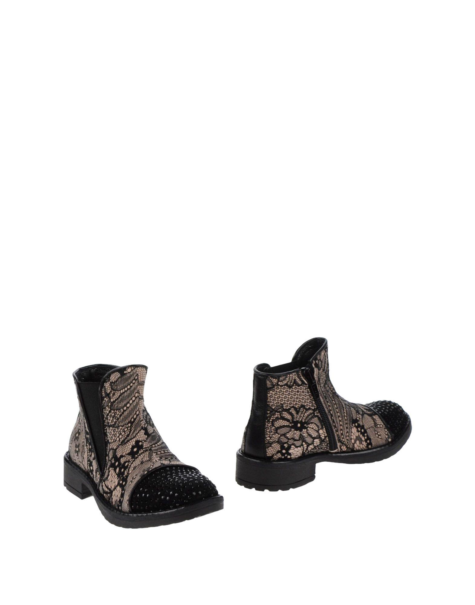 ANDREA MONTELPARE Полусапоги и высокие ботинки