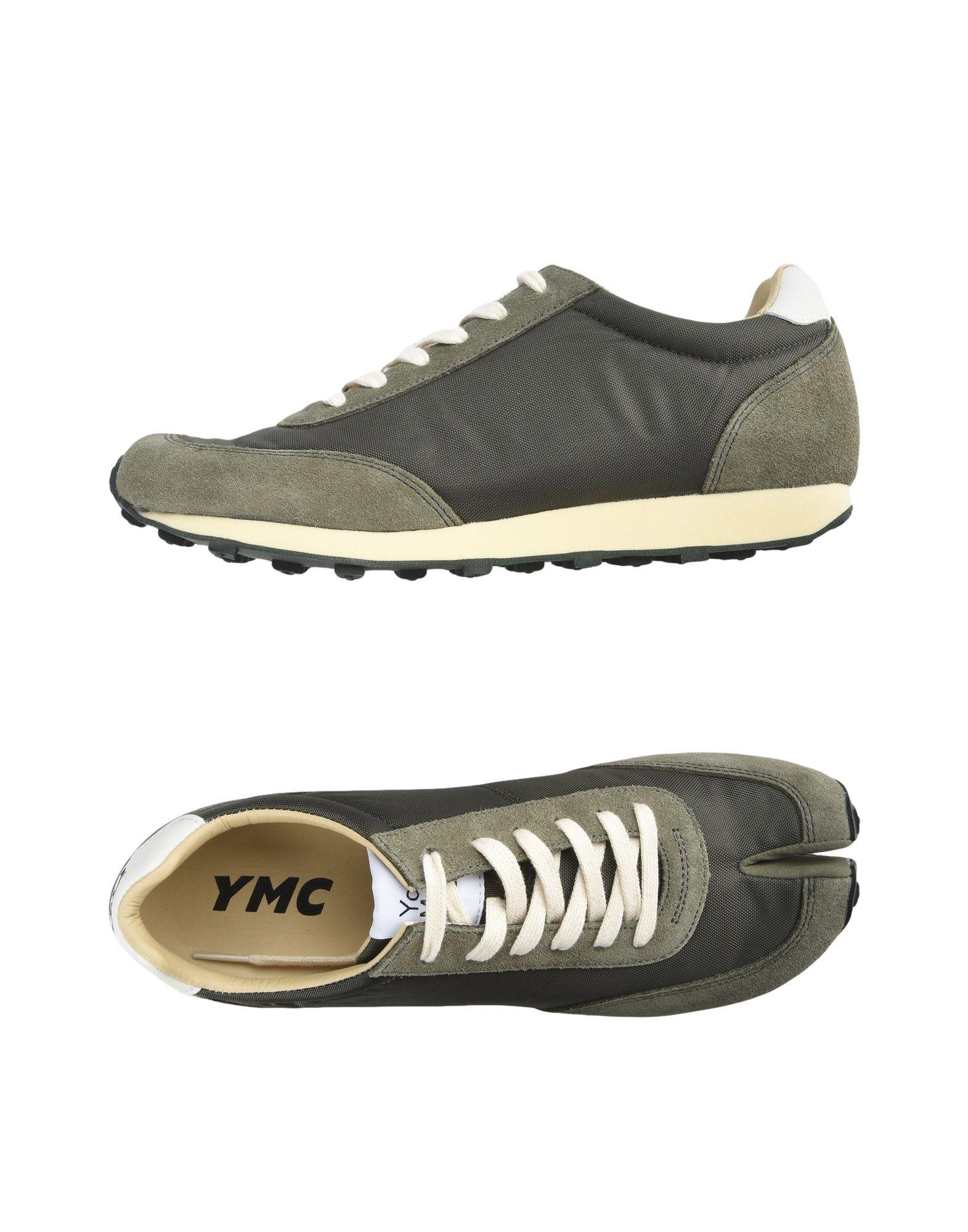 YMC YOU MUST CREATE Низкие кеды и кроссовки цены онлайн