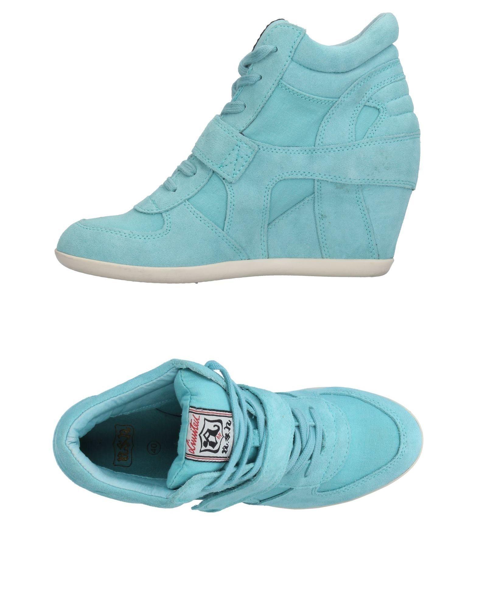 Фото ASH Высокие кеды и кроссовки. Купить с доставкой